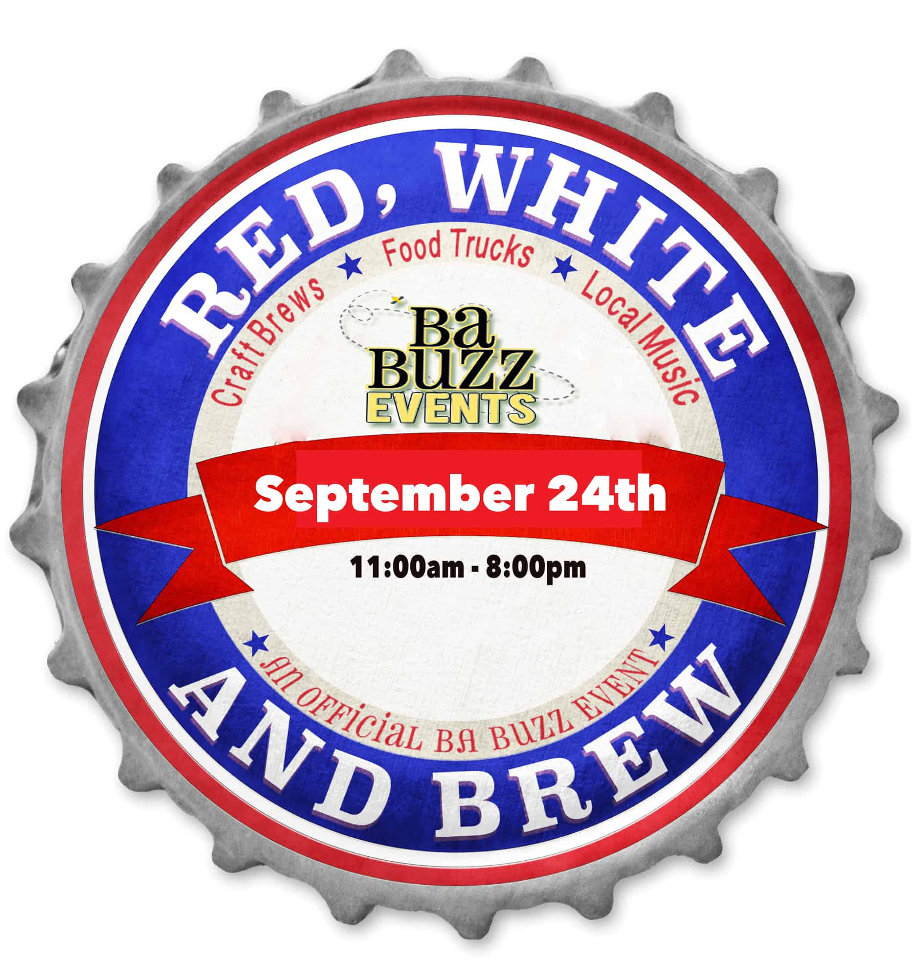 Red, White and Brew - BA Buzz | Broken Arrow Events - photo#5