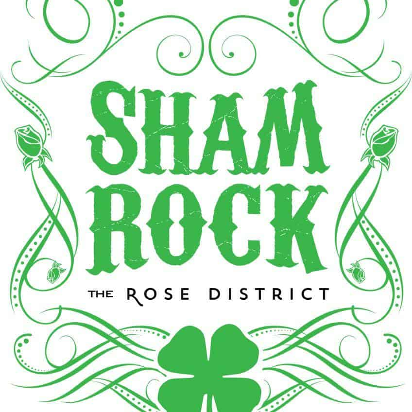 ShamROCK the Rose 2020 March 14th