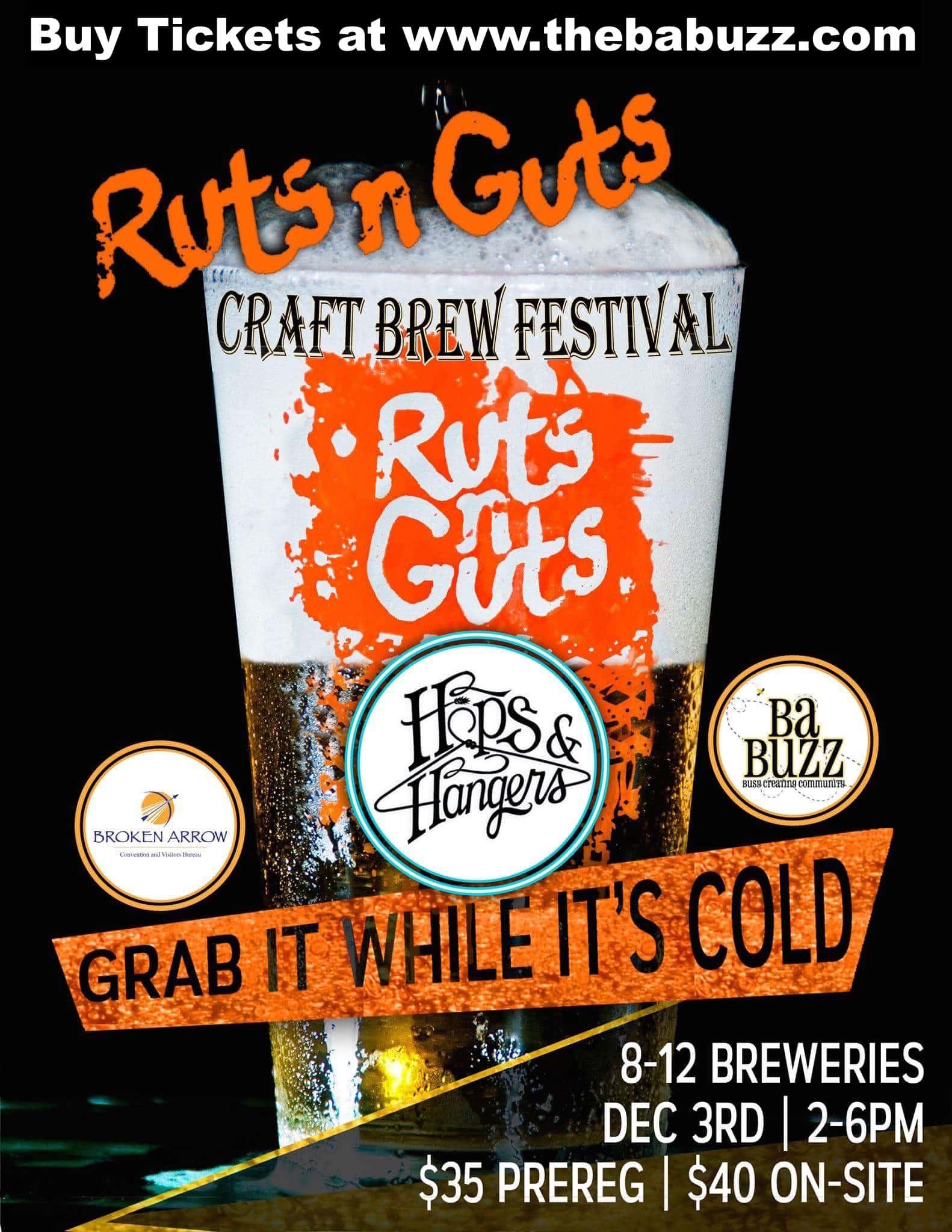 Ruts n' Guts Craft Brew Garden