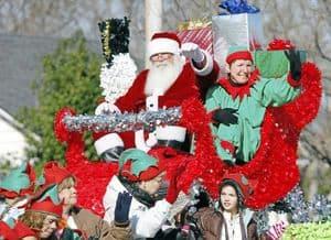 Civitan's Annual Christmas Parade Dec 3rd