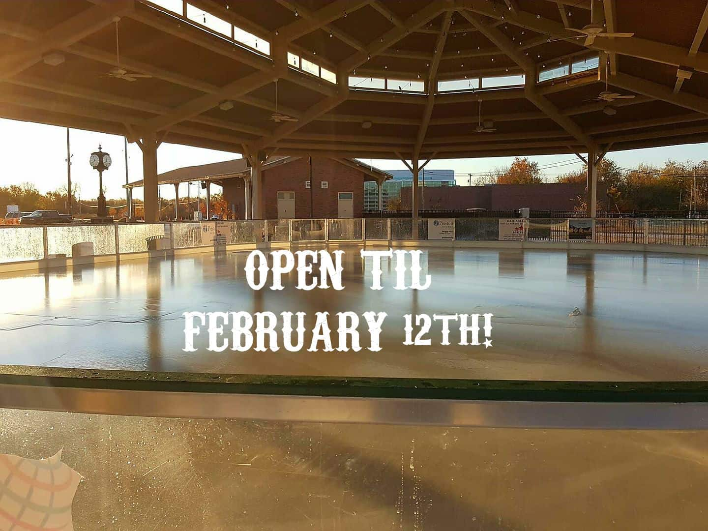Rose District Ice Rink