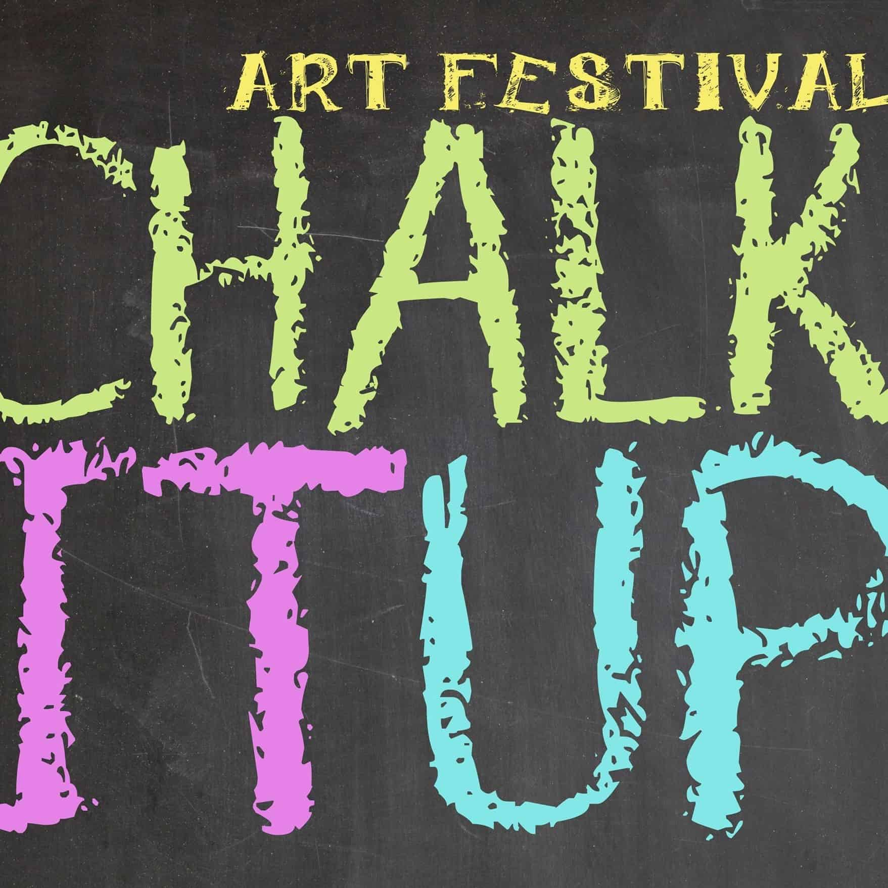 Chalk it Up! Sept 22-23rd