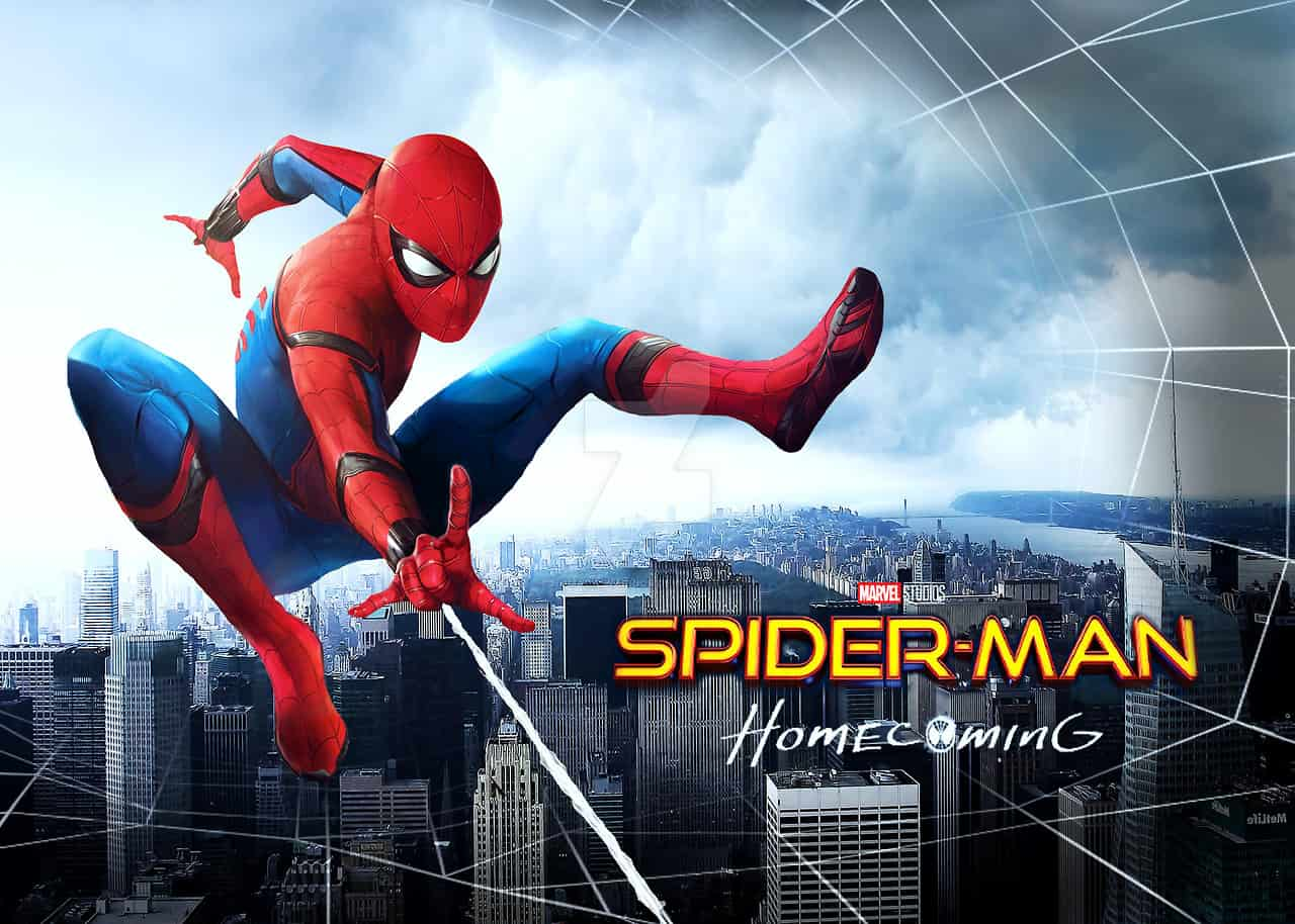 Spider-Man Homecoming Sept 29th NSU