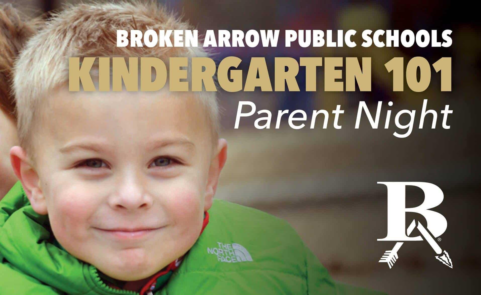 Kindergarten 101 May 8th!