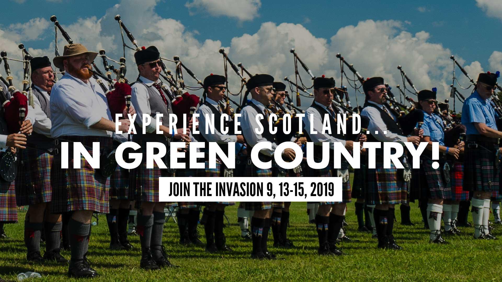 Scotfest Sept 13-15th