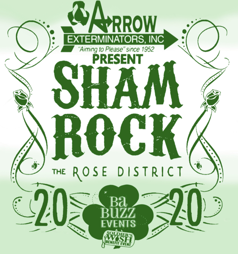 ShamRock the Rose 2021 – CANCELLED DUE TO COVID