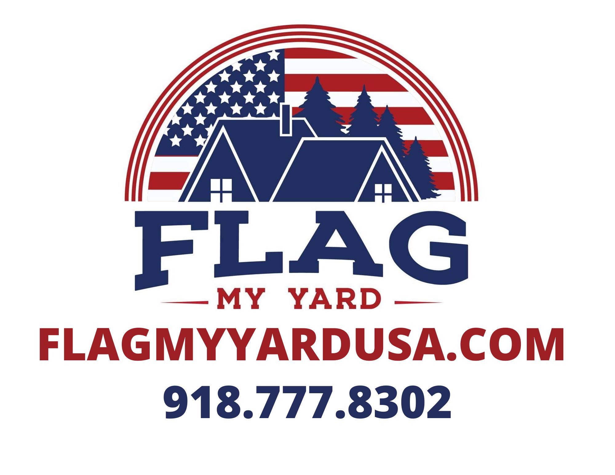 Flag My Yard!